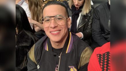 Daddy Yankee se fracturó el brazo y así quedó