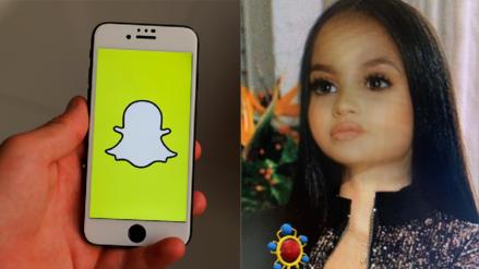 Ahora puedes mostrarte como un 'bebé' gracias al nuevo filtro de Snapchat