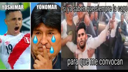 Perú vs. Bolivia: mira los divertidos memes que dejó el partido de la Copa América