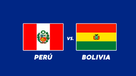 Perú vs. Bolivia: conoce la hora, canal y alienación del partido por la Copa América