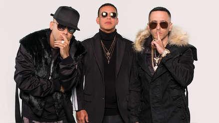 Daddy Yankee alista nuevo tema con el dúo Wisin y Yandel