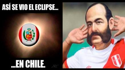 Perú vs. Chile: mira los mejores memes del triunfo de la bicolor