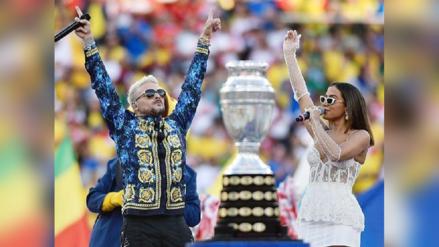Copa América 2019: las mejores fotos de la clausura con Pedro Capó y Anitta
