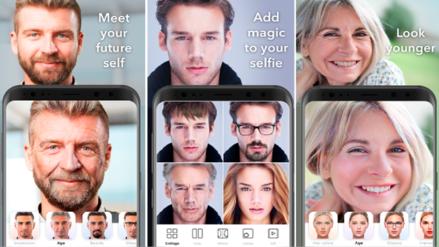 FaceApp: conoce la aplicación que te convierte en viejo