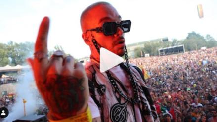 VIDEO | J Balvin armó tremenda fiesta en el Tomorrowland 2019