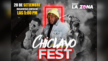 Sech llega a ChiclayoFest gracias a radio La Zona