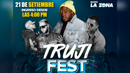 Sech, Alexis & Fido y Tony Dize llegan a TRUJIFEST gracias a La Zona