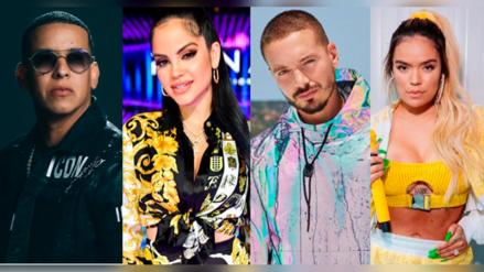Daddy Yankee, Maluma, J Balvin, Karol G y Natti Natasha protestan en contra de los Latin Grammy 2019