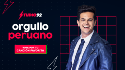 Orgullo Peruano: ¡Vota por tu canción favorita!