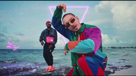 J Balvin estrena 'Ritmo' junto a The Black Eyed Peas