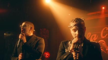 Así es el video oficial de 'La Canción' con J Balvin y Bad Bunny