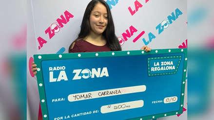 Conoce a los primeros ganadores de 'La Zona Regalona'