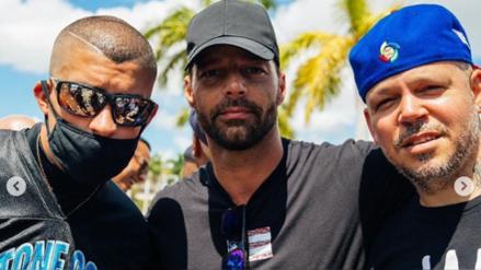 Bad Bunny alista nuevo tema con Residente y Ricky Martin