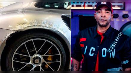 ¿Firulais de Don Omar malogró su Porsche de 250 mil dólares? Aquí te lo contamos todo