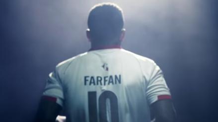 Jefferson Farfán estrenó el primer tráiler de su película 'La Foquita: el 10 de la calle'