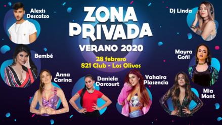 Zona Privada: Ellos son los afortunados ganadores