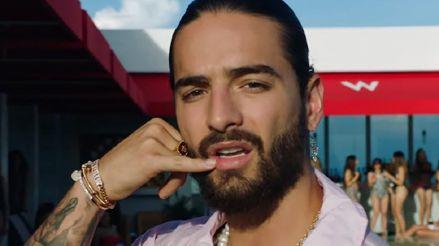 Maluma publica su número de teléfono para hablar con sus fans en esta cuarentena