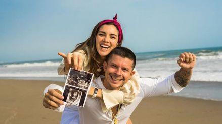 Mario Hart y Korina Rivadeneira anunciaron que serán padres [VIDEO]