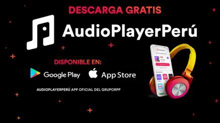 Escucha todas las radios del Grupo RPP con AudioPlayerPerú