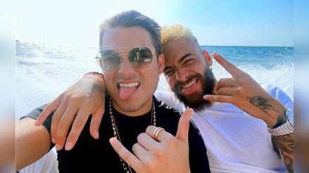 Maluma y su mejor amigo son acusados de abusar sexualmente a una modelo cubana