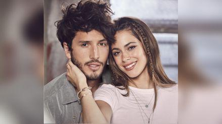 Tras los rumores de separación, Sebastián Yatra y Tini Stoessel aclararon su situación amorosa [VIDEO]