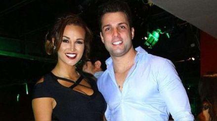 Nicola Porcella y Angie Arizaga eliminan todos los recuerdos de su relación