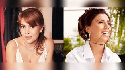 "Magaly Medina sobre Yahaira Plasencia: ""Ninguna aprendiz de cantante me va a decir cómo manejo mi programa"""