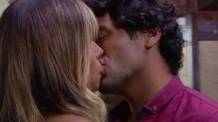 """El actor Pablo Heredia sobre beso con Alondra García Miró: """"Tenemos mucha química"""" [VIDEO]"""