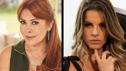 "Magaly Medina a Alejandra  Baigorria: ""George ni siquiera sabe tu nombre"" [VIDEO]"