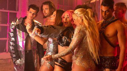 """""""Estoy Soltera"""" de Leslie Shaw y Thalía se posiciona como la canción más sonada en México y Perú"""