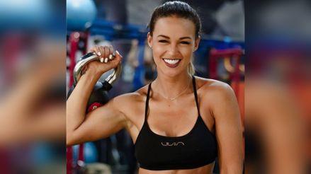 """Angie Arizaga: """"Me siento una mujer más fuerte y madura"""" [VIDEO]"""