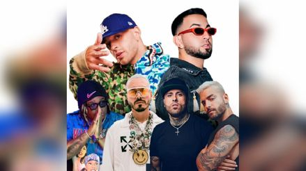 "Feid presenta el video de ""Porfa"" Remix junto a J Balvin, Maluma, Nicky Jam, Sech y Justin Quiles [VIDEO]"