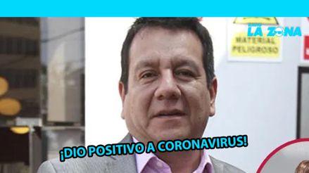 Ney Guerrero da positivo a coronavirus, según Rodrigo González