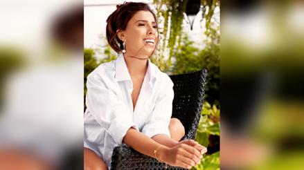 """Yahaira Plasencia está feliz porque su canción """"Cobarde"""" alcanzó 8 millones de vistas [VIDEO]"""