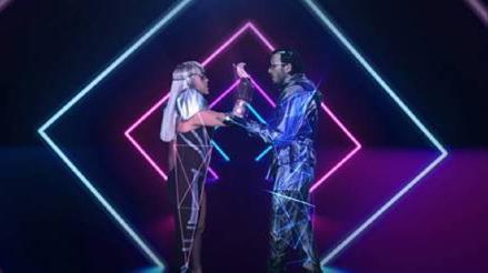 """Danna Paola y Sebastián Yatra lanzaron el videoclip de """"No bailes sola"""" [VIDEO]"""