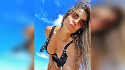 """Tras ampay con Said Palao, Alejandra Baigorria publicó mensaje: """"Me da igual lo que piensen, amor es amor"""" [VIDEO]"""