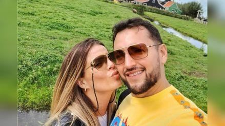 Ex pareja de Alejandra Baigorria, Arturo Caballero, se pronuncia sobre ampay con Said Palao [FOTO]