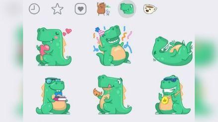 WhatsApp: Limitarán el uso de stickers animados en los chats