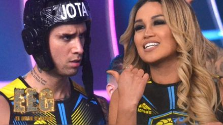 Jota Benz le dedicó canción a Angie Arizaga: