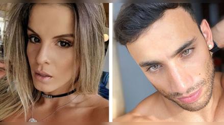 Difunden video de Alejandra Baigorria y Said Palao donde se les ve muy  cariñosos [VIDEO]