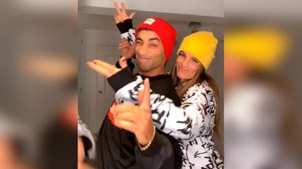 Alejandra Baigorria y Said Palao más juntos que nunca en TikTok [VIDEO]
