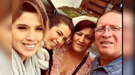 """Yahaira Plasencia luego de encontrarse con su familia: """"Que lindo es estar con los míos"""" [VIDEO]"""