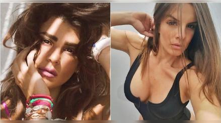 Alejandra Baigorria negó amistad con Macarena Vélez, pero filtran video festejando juntas su cumpleaños