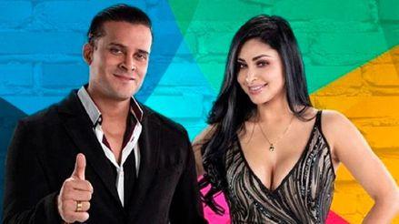 Christian Domínguez dice que esperará que pase la pandemia para casarse con Pamela Franco [VIDEO]