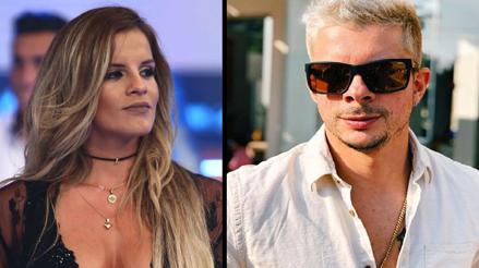 """Alejandra Baigorria al recordar a Mario Hart: """"Tengo lagunas mentales"""" [VIDEO]"""
