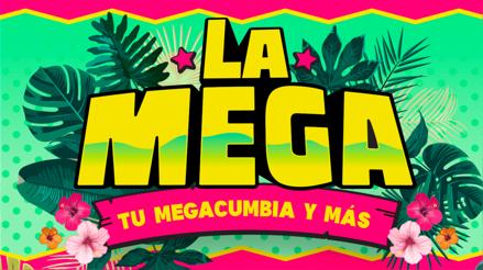 El Grupo RPP presenta Radio LA MEGA con lo mejor de la cumbia