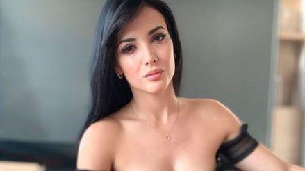 Esto es guerra: Rosángela Espinoza tuvo incidente con vestuario y mostró más de la cuenta [VIDEO]