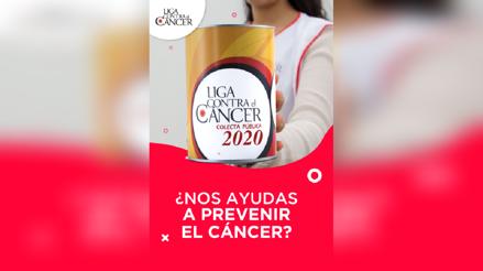 Liga Contra el Cáncer anuncia Colecta Pública 2020 para prevenir el cáncer en el Perú