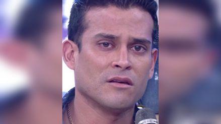 """Christian Domínguez confesó que sí fue infiel: """"Me he equivocado mucho"""" [VIDEO]"""