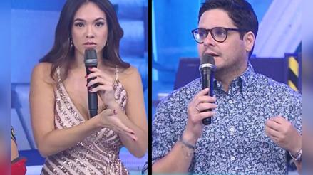 """Gian Piero Díaz a Jazmín Pinedo: """"Nunca me voy a burlar cuando uno está arriba, porque cuando uno está abajo se vuelve en esclavo de sus palabras"""" [VIDEO]"""
